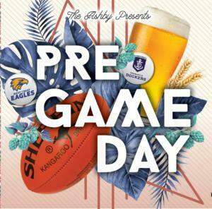 Pre-Game Pint Specials