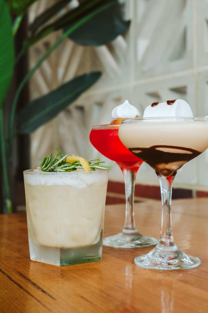 the asbhy bar & bistro cocktails