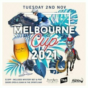 Melbourne Cup in The Sports Bar